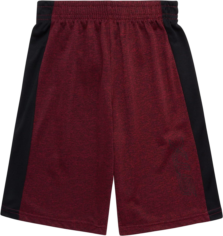 STX Baby Boys' Active Shorts Set - 3-Piece T-Shirt and Shorts Playwear Set (Toddler)