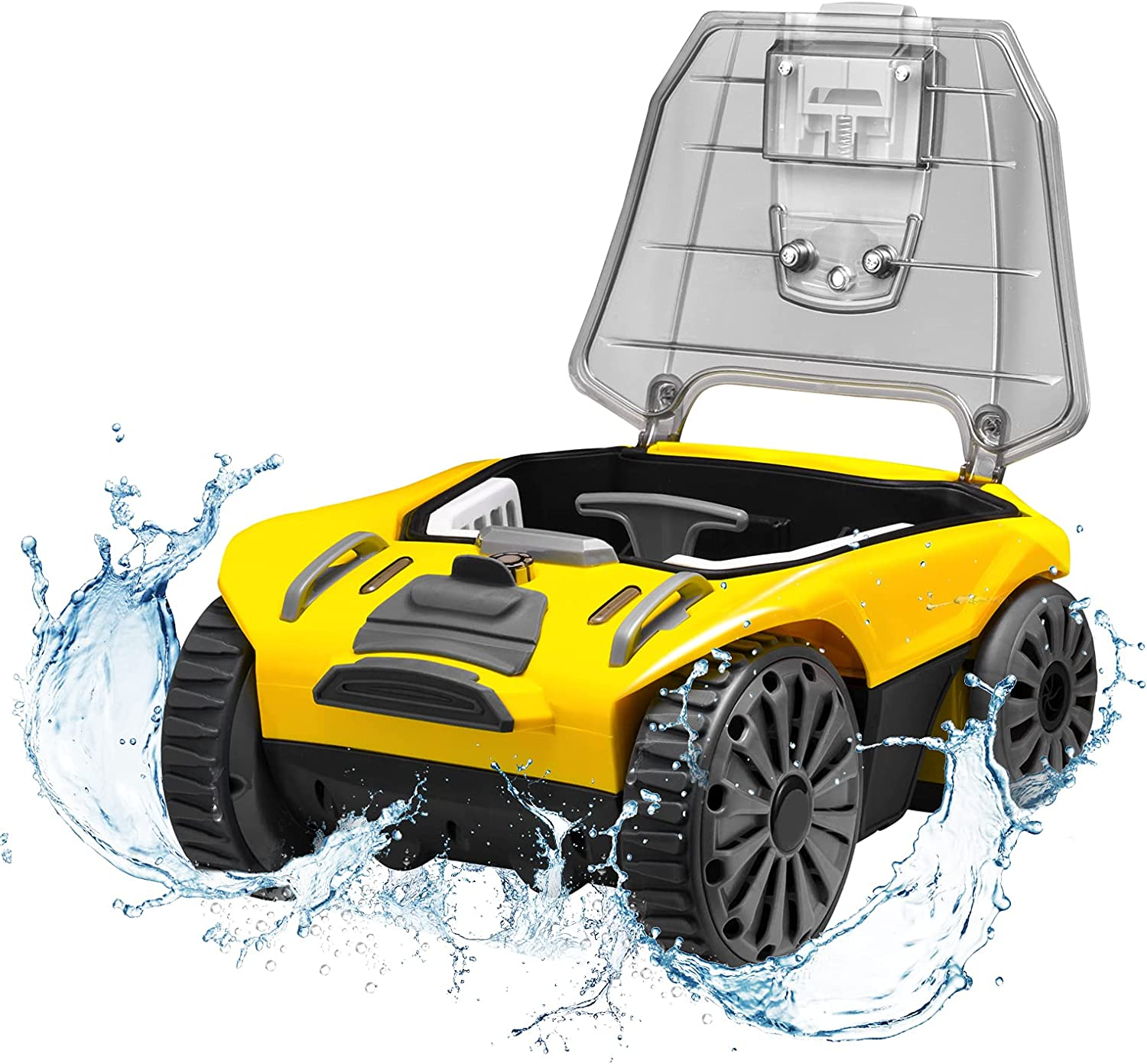 Kingdely Cordless Robotic Pool Cleaner