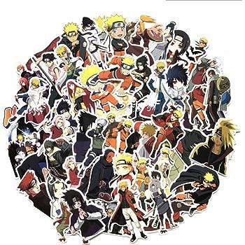 Car-tobby 50PCS Anime D/émon Slayer Stickers Ordinateur Portable Autocollant Ordinateur Chambre /à Coucher Voiture Skateboard Bicyclette T/él/éphone Bagage DIY D/écalque