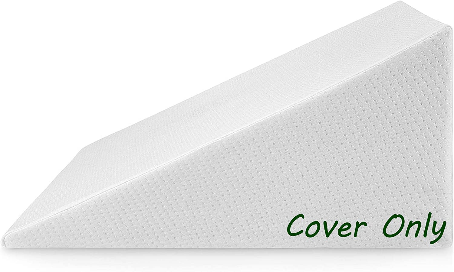 Bed Wedge Pillow Cover sold out - Abco Inch Tech Fits List price 12