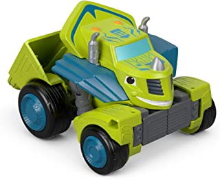 Blaze and the Monster Machines FTB94 Transforming Robot Rider Zeg, Multicolour