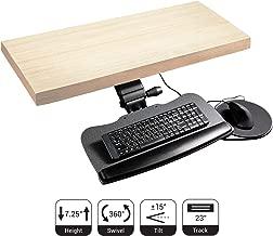 Fersgo Under Desk Keyboard Tray 20