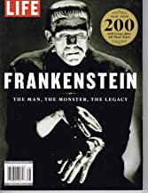 LIFE Special 2018, Frankenstein, The Man, The Monster, The Legacy Single Issue Magazine – 2018