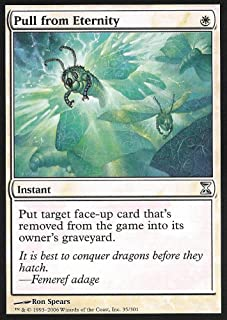 Magic: the Gathering - Pull from Eternity - Time Spiral