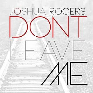 Don't Leave Me - Single