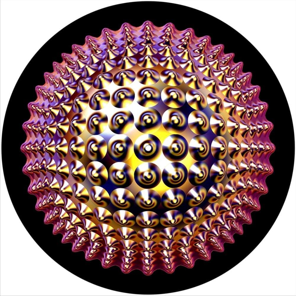 Industry No. 1 Slipmat Slip Mat Scratch Pad Felt for any 5 ☆ popular DJ LP Vinyl 12
