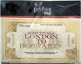 hogwarts express train ticket