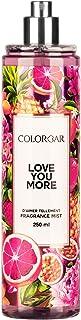 Colorbar Fragrance Mist -Love You More, 250 ml