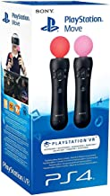 وحدة تحكم مع خاصية التحكم بالحركة لاجهزة Playstation من سوني - عبوتان مزدوجتان لـ Playstation 4 / الواقع الافتراضي