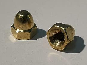 10 pièce//DIN 1587-tête Hexagonale Ecrou borgne m7 v2a Acier Inoxydable-M 7//din1587