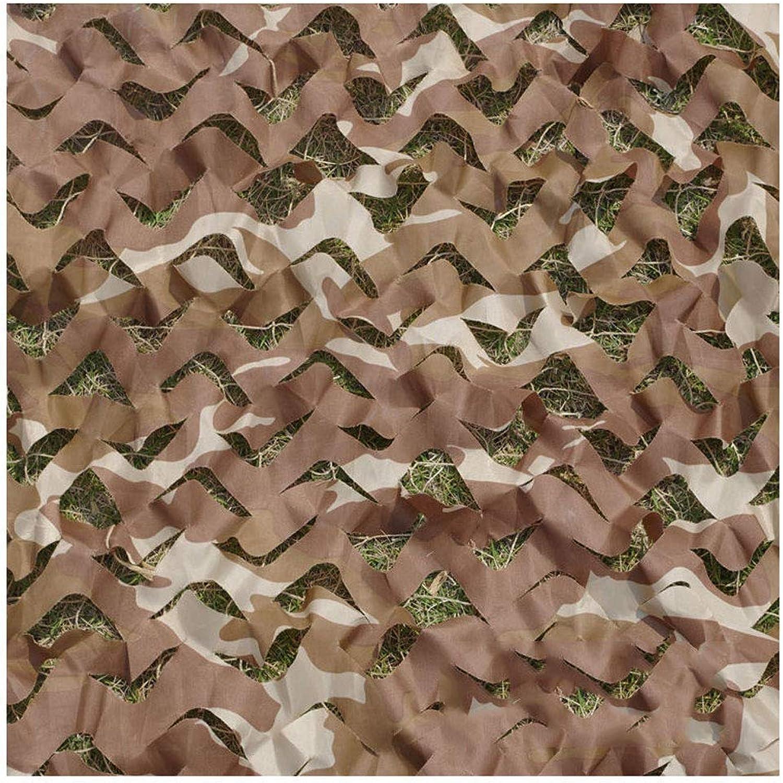 Desert Mode Camouflage Net Decoration Sunscreen Net Outdoor Camping Hidden Forest Sunshade Photography MultiSize Optional (Size   4  5m) Zjnhl Camouflage Camouflage Net (Size   3  4m)