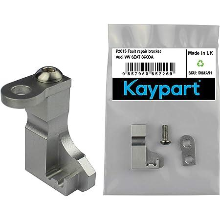 support de r/éparation pour collecteur dadmission Keenso 03L129711AG//03L129086 Kit de support de r/éparation de voiture en alliage daluminium