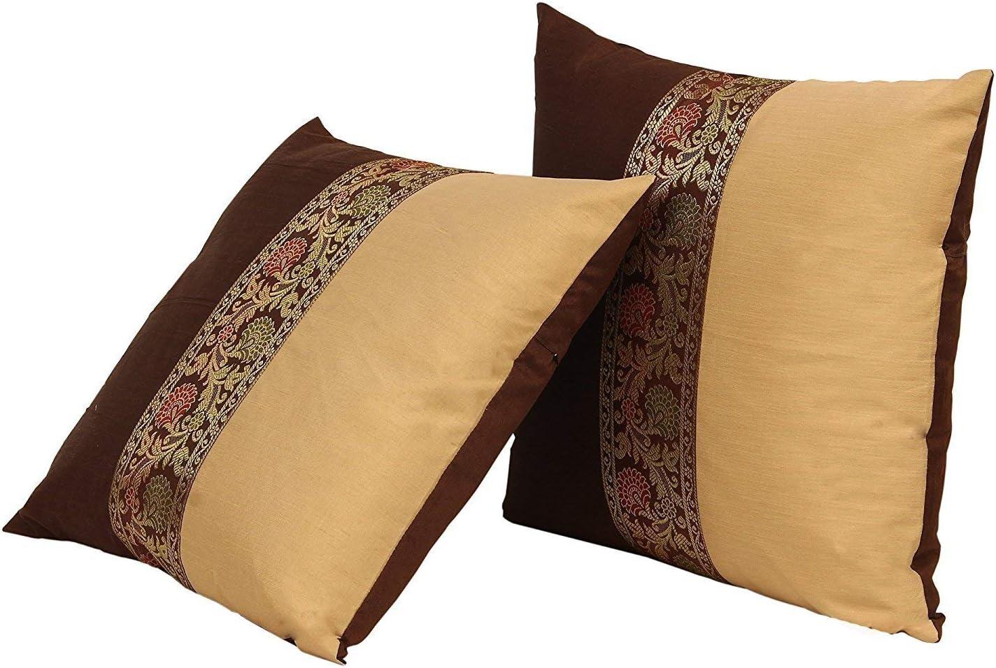 80 cm x 120 cm Indian Cotton Rug Canapé Throw Cover couleurs assort