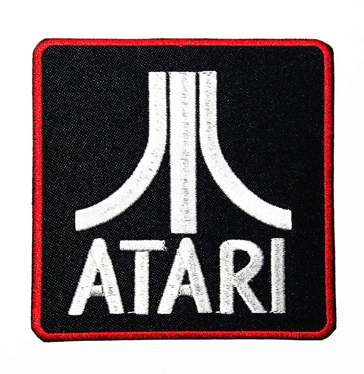 Video Game Player Home appliances Logo Patch Embroidered Sew Iron On Patches Badge Bags Hat Jeans Shoes T-Shirt Applique
