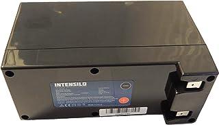 INTENSILO Li-Ion batería 9000mAh (25.2V) para Robot Lawnbott Spyder Ka por Zucchetti CS-C0106-1.