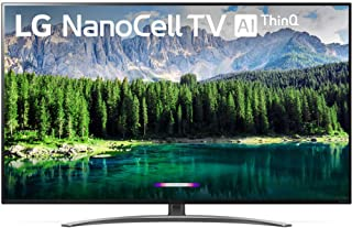 "LG 65"" 65SM8600 4K HDR Smart LED NanoCell TV w/AI ThinQ 2019 Model"