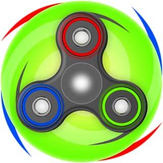 Fidget spinner simulator : Anti Anxiety Toy