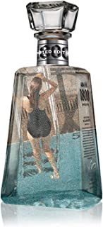 Jose Cuervo Essential 1800 Silver Tequila 0,7l 40% Vol - Limited Edition Series 5 - William Betts -Enthält Sulfite