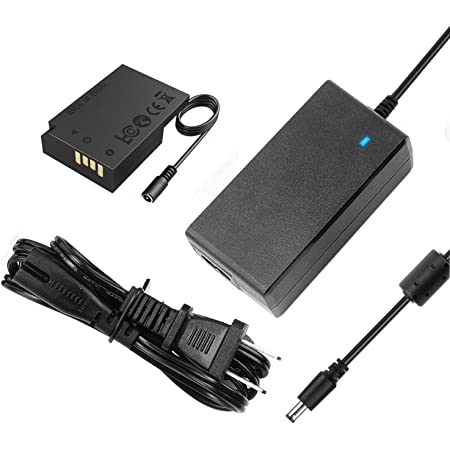 LP-E17 Battery Charger Kit DC Coupler & AC Power Adapter ACK-E8 ...