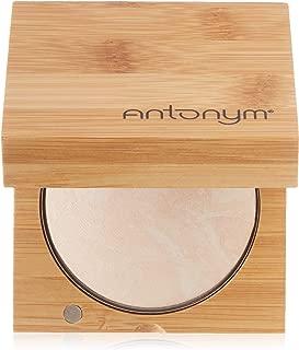 Antonym Cosmetics Certified Organic Baked Foundation, Fair, 3.9 oz