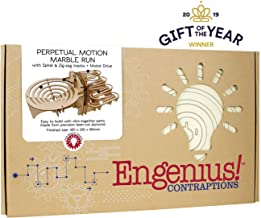 Cheatwell Games 81007 Engenius Contraptions Perpetual Motion Marble Run