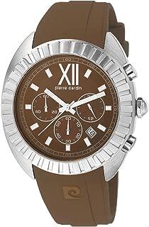 pierre cardin chronograph watch