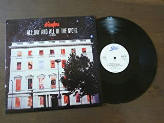 All day and all of the night (Jeff-Remix, 1987) / Vinyl Maxi Single [Vinyl 12'']