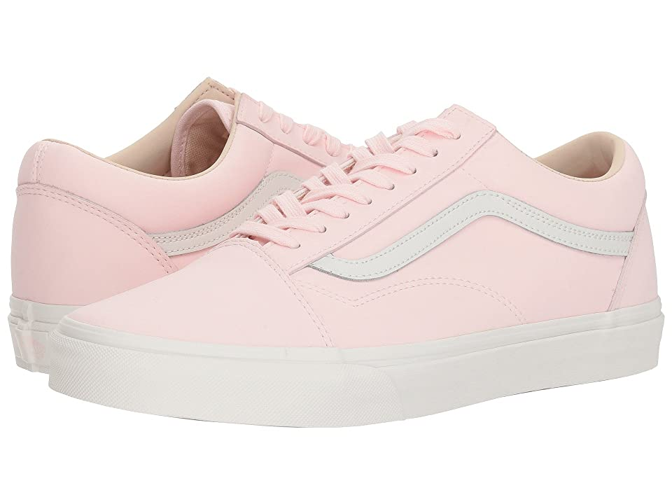 Vans Old Skooltm ((Vansbuck) Heavenly Pink/Blanc de Blanc) Skate Shoes