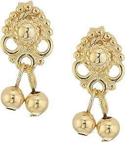 SHASHI Naya Stud Drop Earrings