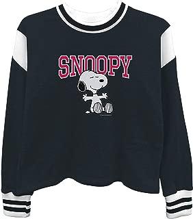 Snoopy Ladies Peanuts Fashion Shirt - Ladies Classic Tee - Peanuts Enzyme Washed Short Sleeve Tee