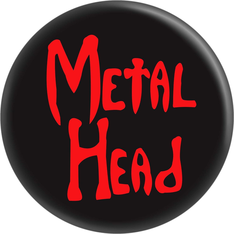 Metal Head Philadelphia Mall - Red on Round Ranking TOP6 1.25