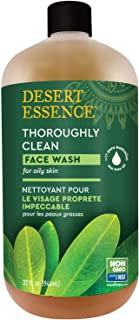 acne face wash by Desert Essence