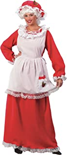 mrs claus maternity costume