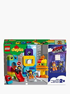 LEGO DUPLO - THE LEGO MOVIE 2 10895 Emmet and Lucys Visitors