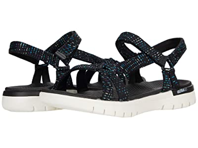 SKECHERS Performance On-The-Go Flex Multicolored Strap Sandal
