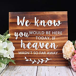 Best wedding signs heaven Reviews