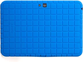 Samsung ATIV Smart PC 500T Case - Poetic Samsung ATIV Smart PC 500T Case [GraphGRIP Series] - [Lightweight] [GRIP] Protective Silicone Case for Samsung ATIV Smart PC 500T Blue (3 Year Manufacturer Warranty From Poetic)