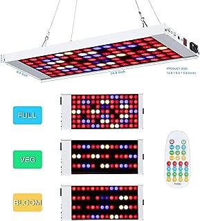 Best red spectrum led grow light Reviews