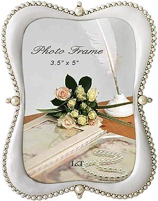 Amazon Com Disney Parks Exclusive Mickey Minnie Mouse Bride Groom Wedding 4x6 Photo Frame Single Frames