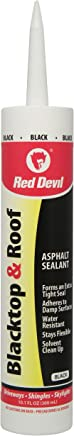 Red Devil 0636 Blacktop & Roof Repair Asphalt Sealant 10.1 ...
