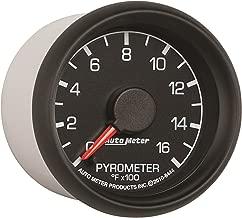 Auto Meter 8444 Factory Match Pyrometer/EGT Gauge