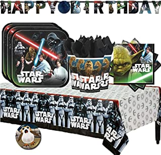 classic star wars birthday party