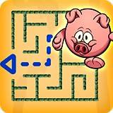 迷路ゲーム - 子供のパズルと教育ゲーム