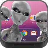 Aliens on the screen joke