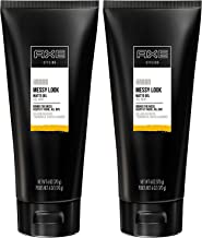 AXE Messy Look Hair Gel, Matte 6 Oz (Pack of 2)