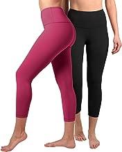 90 Degree By Reflex – High Waist Tummy Control Shapewear – Power Flex Capri