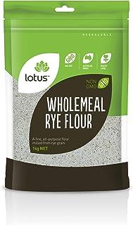 Lotus Wholemeal Rye Flour 1 kg,