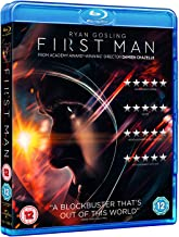 First Man (Blu-ray + Digital Download) (Slipcase Packaging + Region Free) (Fully Packaged Import)