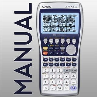 CASIO Graphing Calculator Manual fx-9860GII