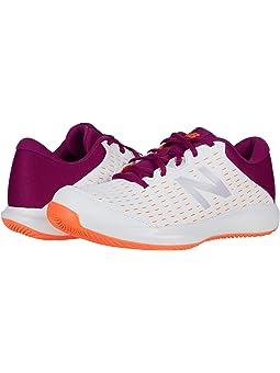 new balance men's 896v2 hard court tennis shoe